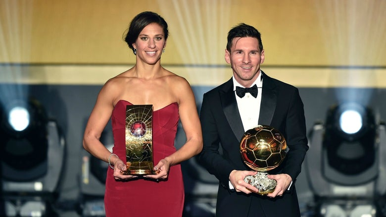 Messi or Ronaldo? Here are the finalists for each FIFA 2016 award