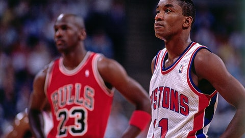 Detroit Pistons vs. Chicago Bulls