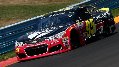 Kevin Harvick wins at Sonoma for 1st victory of season