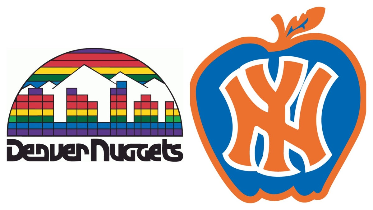 every nba teams best logo of all time and their worst
