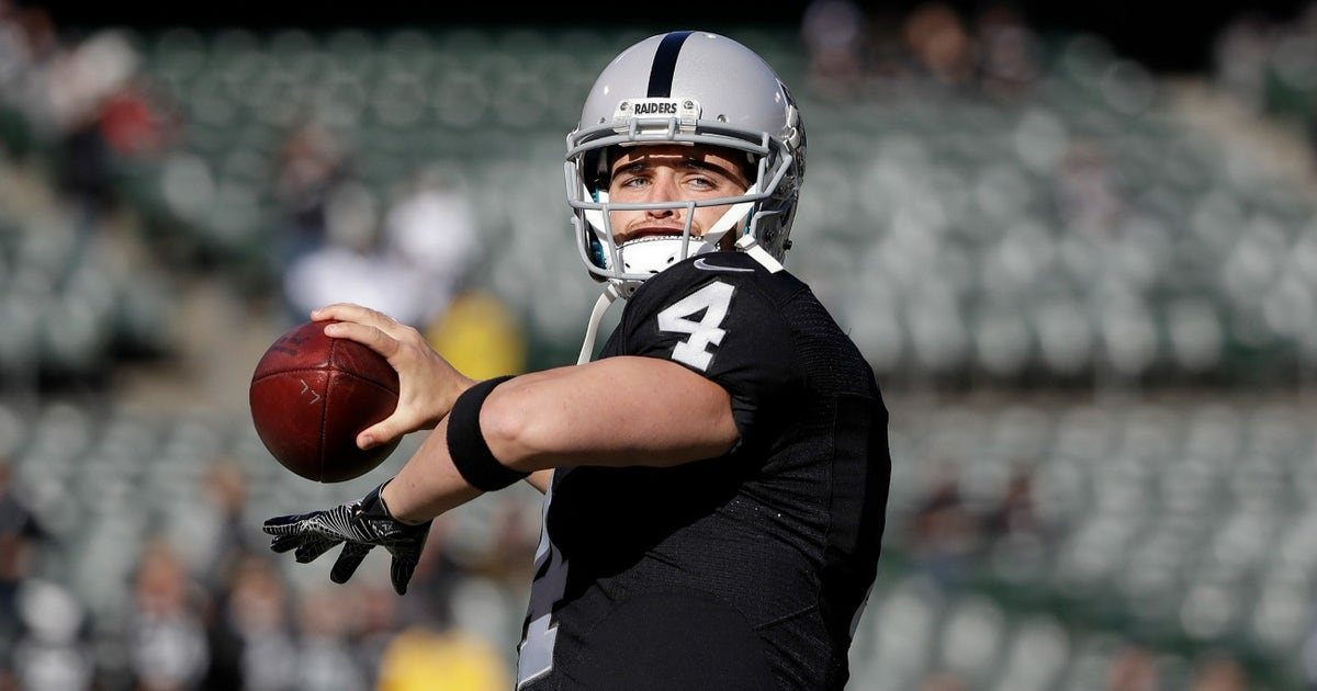 Why Derek Carr won't be the NFL's highest-paid player for long | FOX Sports