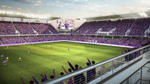 March 5 -- Orlando City SC (Orlando City Stadium)