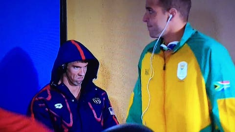 The Phelps meme