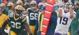 Photos: Minnesota Vikings at Green Bay Packers