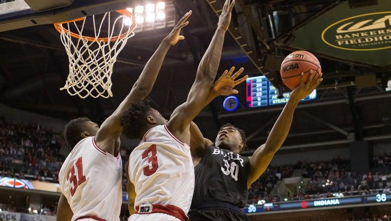 Butler earns 83-77 upset victory over Indiana