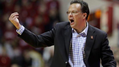 Tom Crean, Indiana head coach