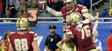 Boston College holds off Maryland for first bowl win since 2007