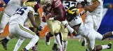 Dalvin Cook electric in potential finale as No. 11 Florida State edges No. 6 Michigan