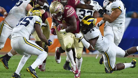 Three-Point Stance: Dalvin Cook, Florida State defense difference in epic Orange Bowl
