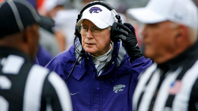 K-State's Snyder criticized for refusing wideout's transfer request