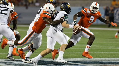 Miami's young defense could be special in 2017