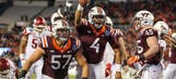 Epic Belk Bowl comeback gives Virginia Tech momentum for '17