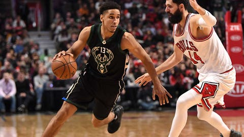 Milwaukee's Malcolm Brogdon makes Rising Stars roster