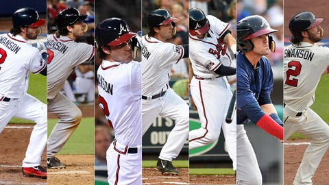 On the Seventh day of Christmas, the Atlanta Braves gave to thee