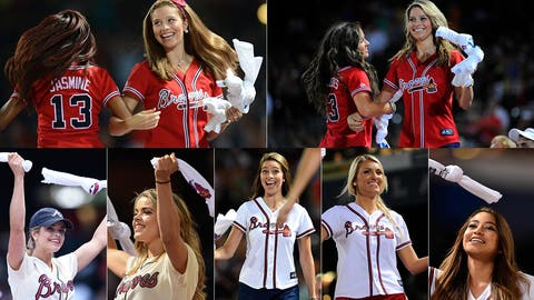 On the Ninth day of Christmas, the Atlanta Braves gave to thee