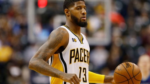 Indiana Pacers: An All-NBA selection for Paul George
