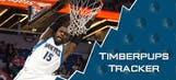 Timberpups Tracker: Muhammad sets bench mark