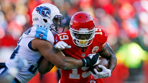 Three possible fits for newly released WR Jeremy Maclin — NFL free agency