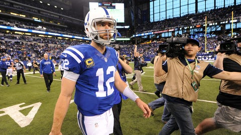 Indianapolis Colts (last week: 18)