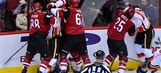 Recap: Coyotes show their passion in hard-fought loss