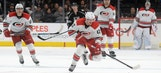 Hurricanes LIVE To Go:  'Canes net victory in Tinseltown over Kings