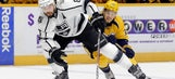 Predators LIVE To Go: Preds shutout by Kings 4-0