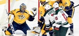 Predators LIVE To Go: Preds drop 3-2 OT heartbreaker to Wild