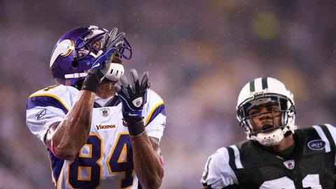Minnesota Vikings: Throwback whites