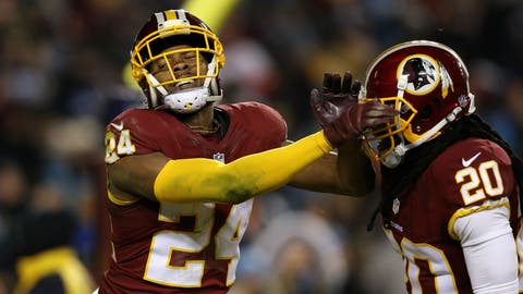 NFC #7 seed: Washington Redskins (8-6-1)