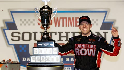 Regan Smith, Darlington, 2011