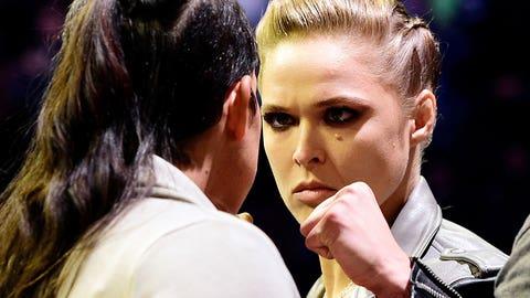 Ronda Rousey's comeback