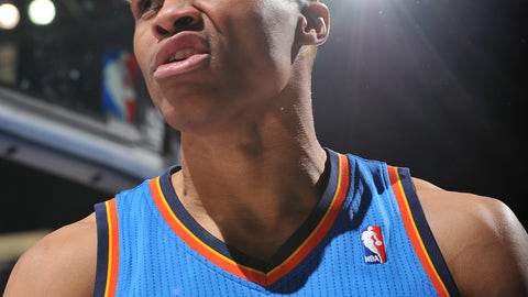 Russell Westbrook: Sultan of Stink Face