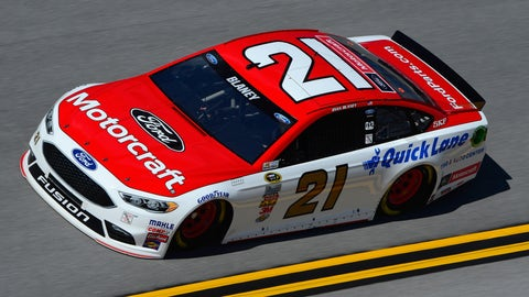 Wood Brothers Racing, 1
