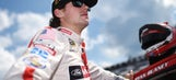 Ryan Blaney on flowers, hair and owing Dale Jr. a case of beer
