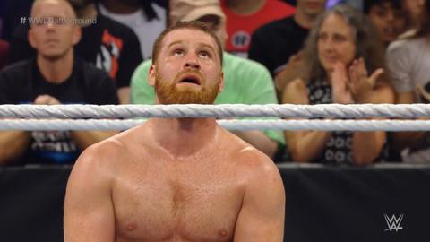 Sami Zayn wins his war with Kevin Owens