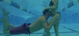Ryan Lochte's fiancee is pregnant, he reveals in underwater photo shoot