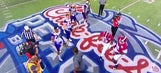 Alabama captains turned their backs on post-coin-toss handshake with Washington