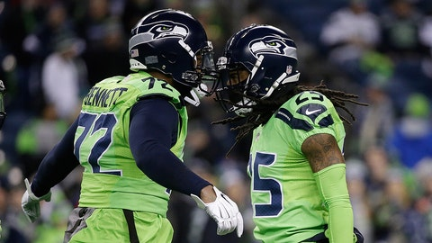 2. Seattle Seahawks (11-4-1)