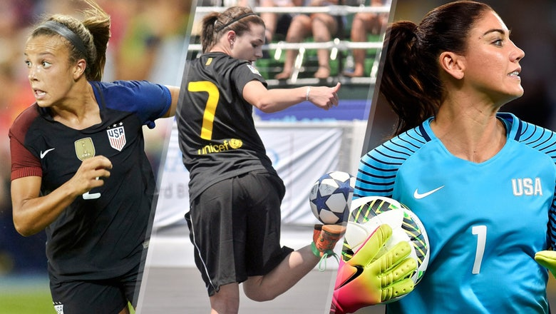 The top 10 most-Googled women's soccer players of 2016
