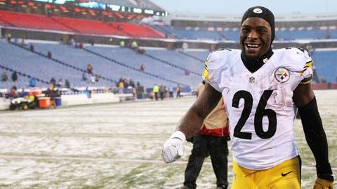 AFC #3 seed: Pittsburgh Steelers (8-5)