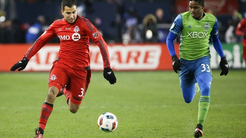Steven Beitashour, Toronto FC