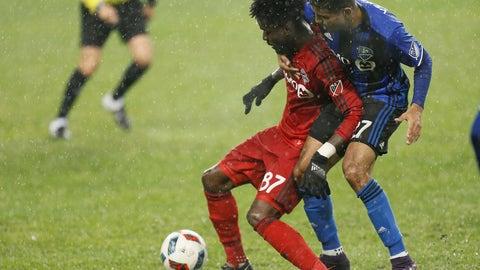 Tosaint Ricketts, Toronto FC
