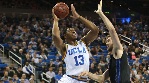 Ike Anigbogu added 9 points and 7 rebounds off the bench for the Bruins.