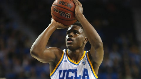 Aaron Holiday gave the Bruins a spark off the bench with 20 points against UCSB.