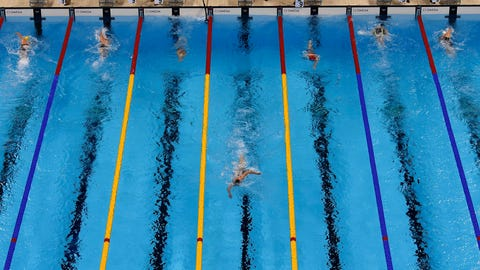 Olympic swimming, Katie Ledecky's stunning 800