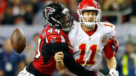 Atlanta Falcons -- Vic Beasley Jr., LB