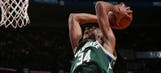 Bucks climbing Eastern Conference standings after best month since 1971