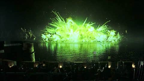 Wildfire from 'Game of Thrones'