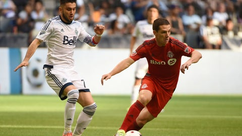 Will Johnson, Toronto FC