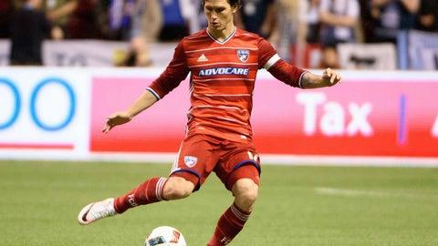 Atlanta United: Zach Loyd, FC Dallas